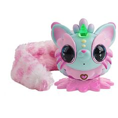 Pixie Belles - Aurora (Turquoise) - Interactive Enchanted Animal Toy - By WowWee Pixie, Aurora, Wow Wee, Popular Toys, Interactive Toys, Malu, Ready To Play, Pet Gifts, Pet Toys