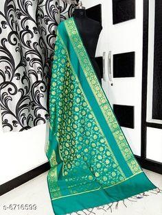 Dupattas Banarasi cotton silk dupatta Fabric: Banarasi Cotton Silk Pattern: Zari Work Multipack: 1 Sizes:Free Size (Length Size: 2.25 m)  Country of Origin: India Sizes Available: Free Size   Catalog Rating: ★4.2 (5673)  Catalog Name: Alluring Attractive Women Dupattas CatalogID_1070724 C74-SC1006 Code: 833-6716599-708