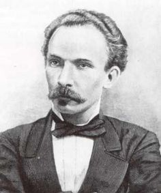 Jose Marti,(January 28, 1853 – May 19, 1895) is the Cuban national hero and an important figure in Latin American literature. In his short life he was a poet, an essayist, a journalist, a revolutionary philosopher, a translator, a professor, a publisher, and a political theorist. He was also a part of the Cuban Freemasons. Through his writings and political activity, he became a symbol for Cuba's bid for independence against Spain in the 19th century