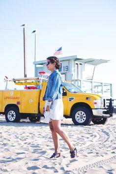 Venice_Beach-California-Road_Trip-Open_Back_Dress-Brandy_Melville-Street_Style-1
