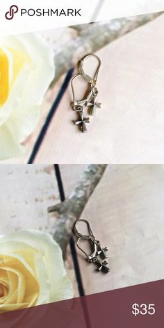 James Avery Earrings Dainty James Avery Cross Earrings James Avery Jewelry Earrings