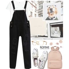 A fashion look from April 2016 featuring MANGO t-shirts, Keds sneakers and Givenchy backpacks. Browse and shop related looks.