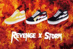 147ef057ef8844 Ian Connor Is Bringing a Revenge x Storm Pop-Up to Japan