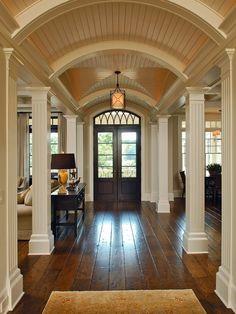 Love this wood floor