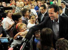 99 #prezpix #prezpixrs election 2012 candidate: Rick Santorum publication: abc news photographer: AP Photo publication date: 3/25/12