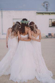 Boho Chic Wedding - Cristina Navarro Photography, Fiori The Flower Studio #BTMVendor