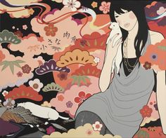 Yumiko Kayukawa(粥川由美子)...   Kai Fine Art