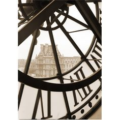 Chouette Paris VI Canvas Wall Art (9,740 PHP) ❤ liked on Polyvore featuring home, home decor, wall art, french wall art, parisian home decor, canvas home decor, parisian wall art and paris france home decor