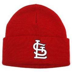 Mlb St.louis Cardinals Cuffed Beanie Red Hat-winter Knit Cap by forty seven. $17.98. Mlb St.louis Cardinals Cuffed Beanie Red Hat-Winter Knit Cap