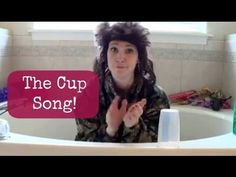 Mullet Girl Attempts The Cup Song