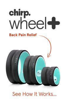The Chirp Wheel+ is designed to fit perfectly between your shoulder blades, giving you relief right where it aches. The 3 different sizes provide you with 3 levels of insanely relaxing pressure. It& back pain relief that won& break the bank. Whole30 Weight Loss, Fast Weight Loss Diet, Weight Loss Before, Weight Loss Drinks, Weight Loss Smoothies, Weight Loss Plans, Easy Weight Loss, Healthy Weight Loss, How To Lose Weight Fast