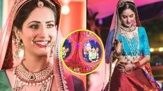 Puja Banerjee's Engagement Lehenga Is The Most Unique Lehenga We Have Ever Seen - Download This Video   Great Video. Watch Till the End. Don't Forget To Like & Share Puja Banerjee's Engagement Lehenga Is The Most Unique Multi-Coloured Lehenga We Have Ever Seen For any copyright issue contact us at rongoshare@yahoo.com or one of our SOCIAL NETWORKS.Once We have received your message and determined you are the proper owner of this content we will have it removed for sure.There is no copyright…