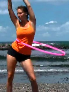 Workout Video: Hula Hoop Exercise I