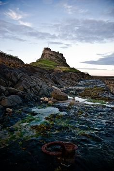 Lindisfarne ~ home of ancient creative souls:)