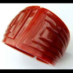 The Motherload!!! OMG!!!Bakelite Bracelet Art Deco 1930s Beautiful by VaudevilleGypsy, £165.00