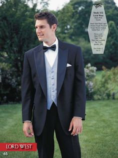 Black Peak Tuxedo, from the Budget Collection.
