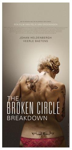 """The Broken Circle Breakdown. Openingsfilm van festival in Leeuwarden ter opening van nieuwe filmhuis. Volgens sommigen """"mooiste film die ze ooit zagen"""". Ook even gaan kijken dus..."""