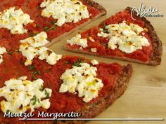 Dukan Meatza Margherita (Cruise phase)