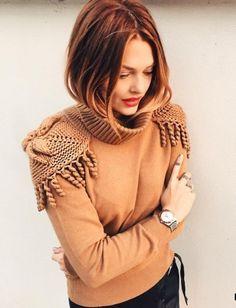 Интересные свитера Street Style (трафик) / Street Style / ВТОРАЯ УЛИЦА