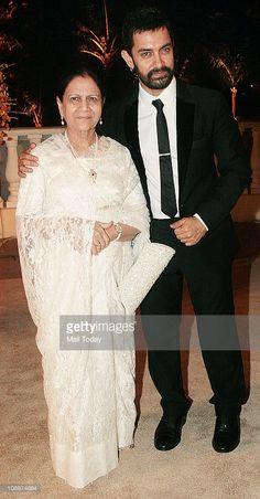 Aamir Khan at Imran Khan and Avantika Malik's wedding reception party, which was organised by him and Kiran Rao at Taj Lands End in Bandra on February 05, 2011, Mumbai.