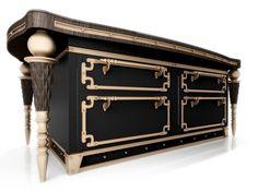 Lo stile inconfondibile di Visionnaire ai Saloni #furniture #home | Masterhouse