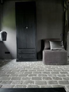Interieurontwerp Rawstones Kast verlichting Fauteuil  Hamsmade interiors