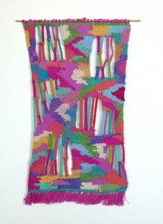 The Vitrine - Visions- A weaving by Alicia Scardetta, $240.00 (http://www.thevitrine.com/visions-a-weaving-by-alicia-scardetta/)