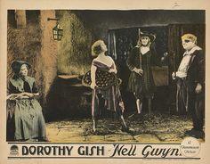 Lobby Card from film Nell Gwyn