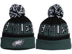 2017 Winter NFL Fashion Beanie Sports Fans Knit hat Eagles Sweatshirt 8bae9314e