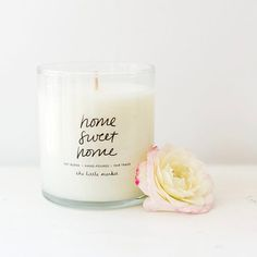 If you are looking for the perfect housewarming gift, we've got it! Shop our candle collection by occasion, we have something for everything! #homesweethome #housewarming :@marisavitalephoto  #Regram via @thelittlemarket