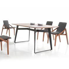 Sunpan Import Century Brown Dining Table