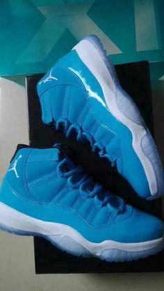 9d44c18c7272 Authentic Air Jordan 11 Pantone BLUE More discount  www.buy4fashion.com  ig