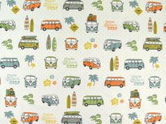Volkswagen Bus, Vw Camper, Retro Bus, Apple Watch Wallpaper, Computer Wallpaper, Pattern Paper, Art Designs, Peace And Love, Wallpapers