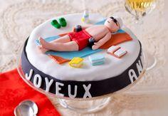 Le gâteau des vacances