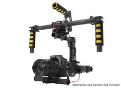 Turnigy PRO Steady-Hand Gimbal 3 Axis KIT
