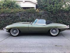 1961 Jaguar E-Type for sale #2123794 - Hemmings Motor News