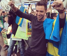 Måns Zelmeröw- Sweden- Eurovision 2015