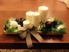 I made my own Christmas decoration in natural style. #christmas #decoration #homemade #wood #natural