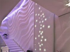 Painel de parede 3D VIRTUELL by MATERIALINNOVATIVI