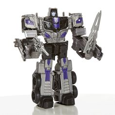 Transformers Dark of the Moon Rescue Wars Motormaster Action Figure #Transformers