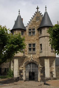 ✯ Castle Angers - France
