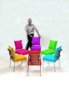 Mobile tuolit ja ruokapöydät - Kaani Oy