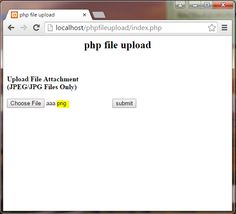 Validating file uploads php programming