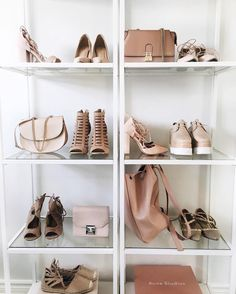 Shoes. Bags. Everything. YES! @emily_luciano