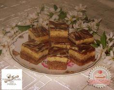 Kétszínű sütemény