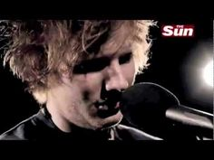 Ed Sheeran - Skinny Love (The Sun Biz Session)- Such a good cover. One of my fav of his covers actually.
