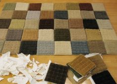 1000+ images about Carpet and rug crafts on Pinterest ...