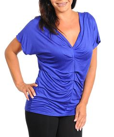 $20. Royal Blue Top. http://www.bonanza.com/listings/Royal-Blue-Top/116269419