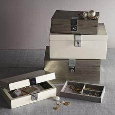 Lacquer Jewelry Box