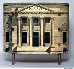 Resultado de imagen de fornasetti muebles